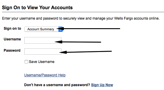 Www Wells Fargo recompensas com