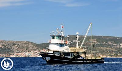 """""""Εξαφανίστηκαν"""" οι Τούρκοι από το Αιγαίο! – Μετά τους πυροβολισμούς έφυγαν από τα ελληνικά νερά"""