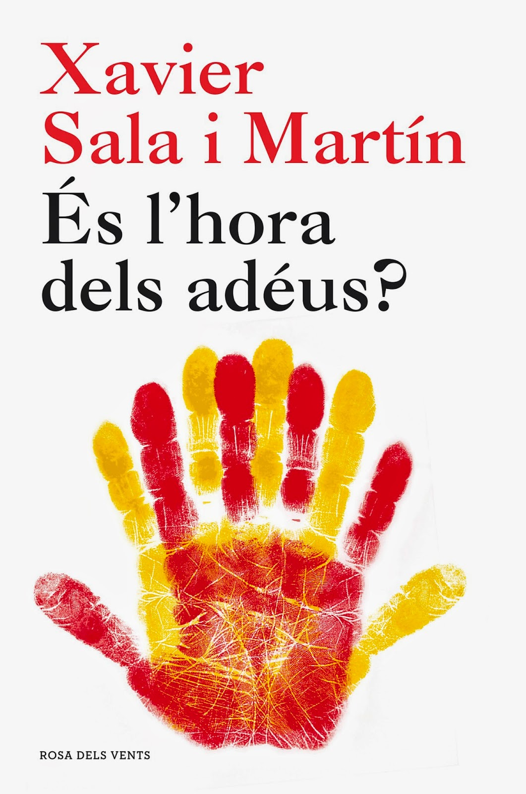Xavier Sala i Martín, És l´hora dels adéus?