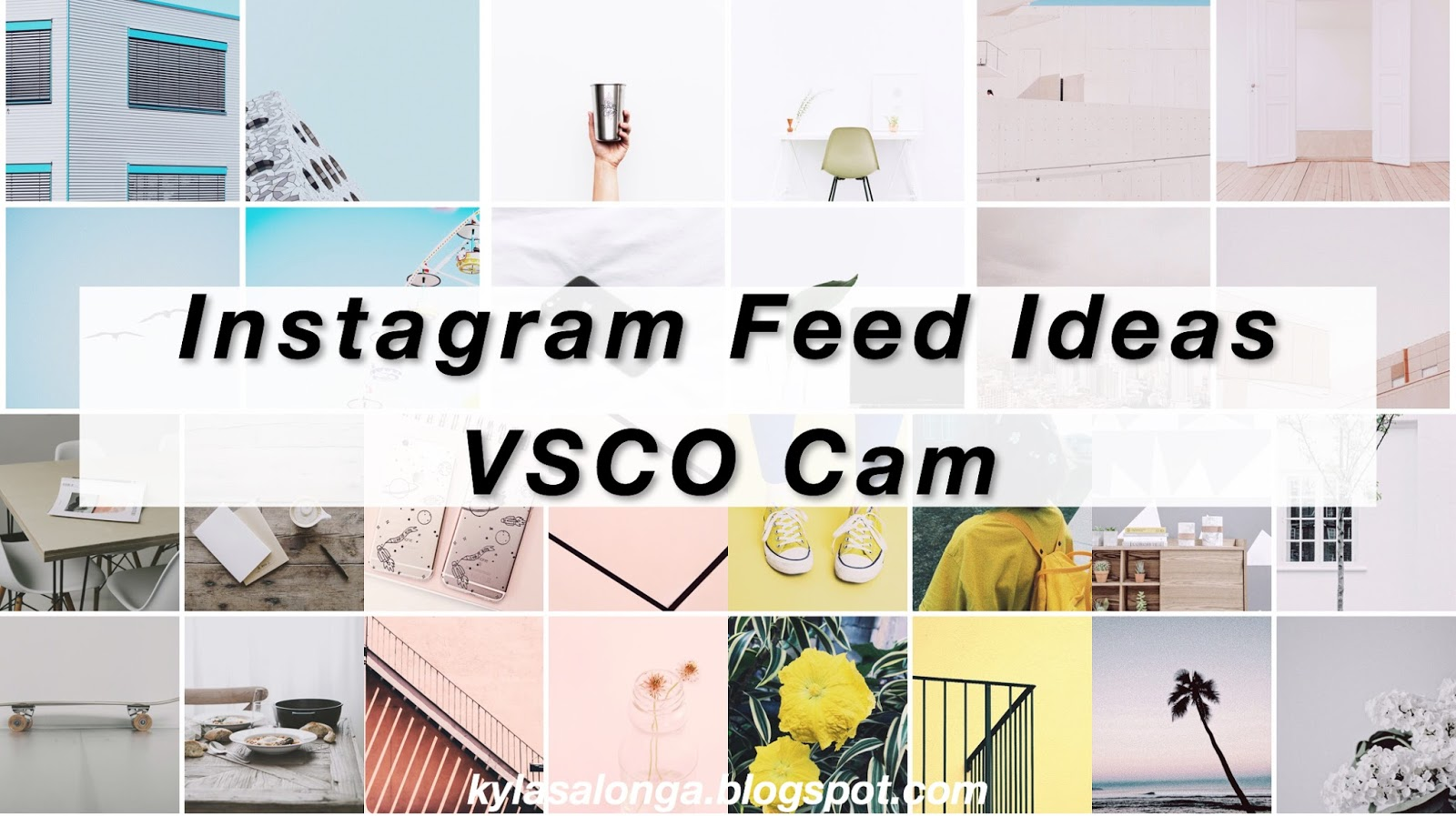 Feed Instagram: Instagram Feed Ideas