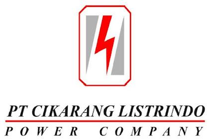Lowongan Kerja Resmi Terbaru : PT Cikarang Listrindo - November 2018
