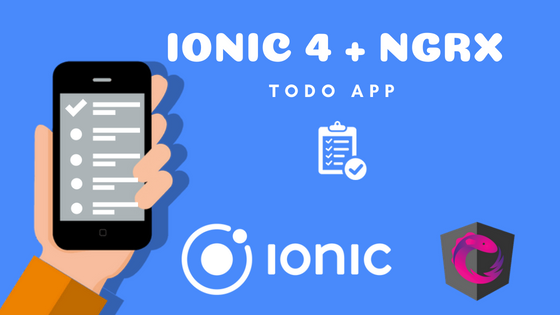 How to use ngrx/store in Ionic 4