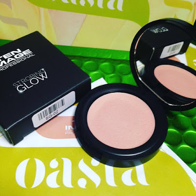 Strobing Glow, iluminador, ten image, sunrise, oasia, beauty blogger, beauty youtuber, blogger alicante, solo yo, blog solo yo, makeup blogger, makeup youtuber, influencer,