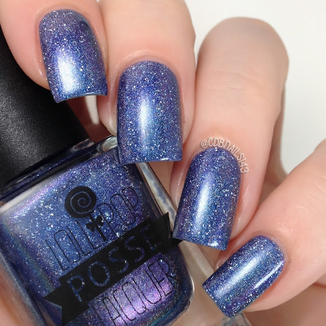 Lollipop Posse Lacquer-I Felt You Like Electric Light