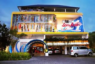 All Position at Bliss Surfer Hotel Legian