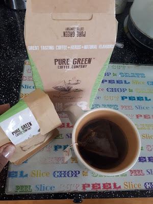 Pure Green Skinny Coffee