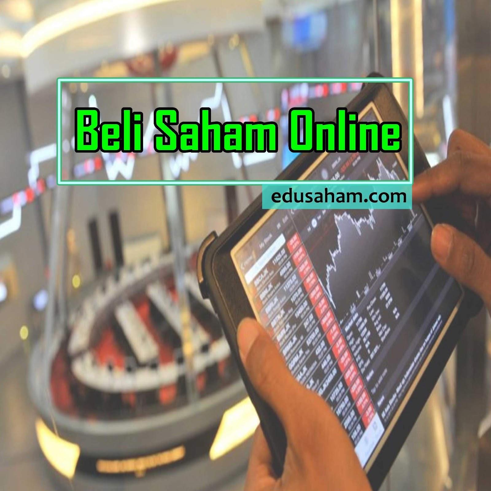 Langsung Praktik Cara Beli Saham Online Bri Bca Telkomsel Unilever Tips And Trik 3