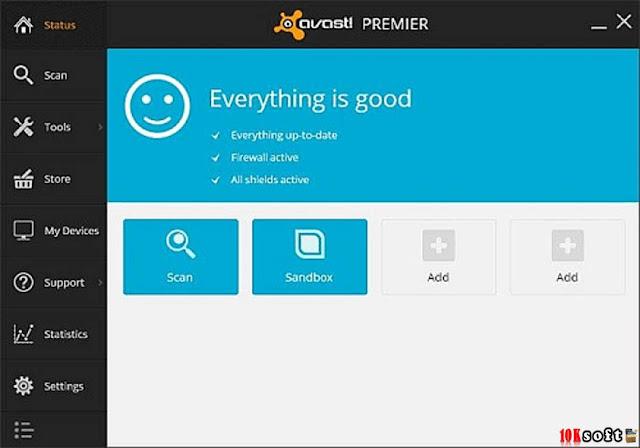 Avast Premier Antivirus 2017 Offline Installer Free Download