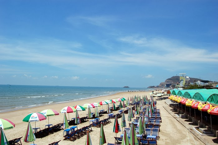 Vung Tau, a favorite beach of Southern people 9