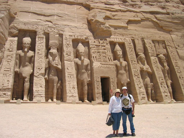 Gran Templo Abu-Simbel