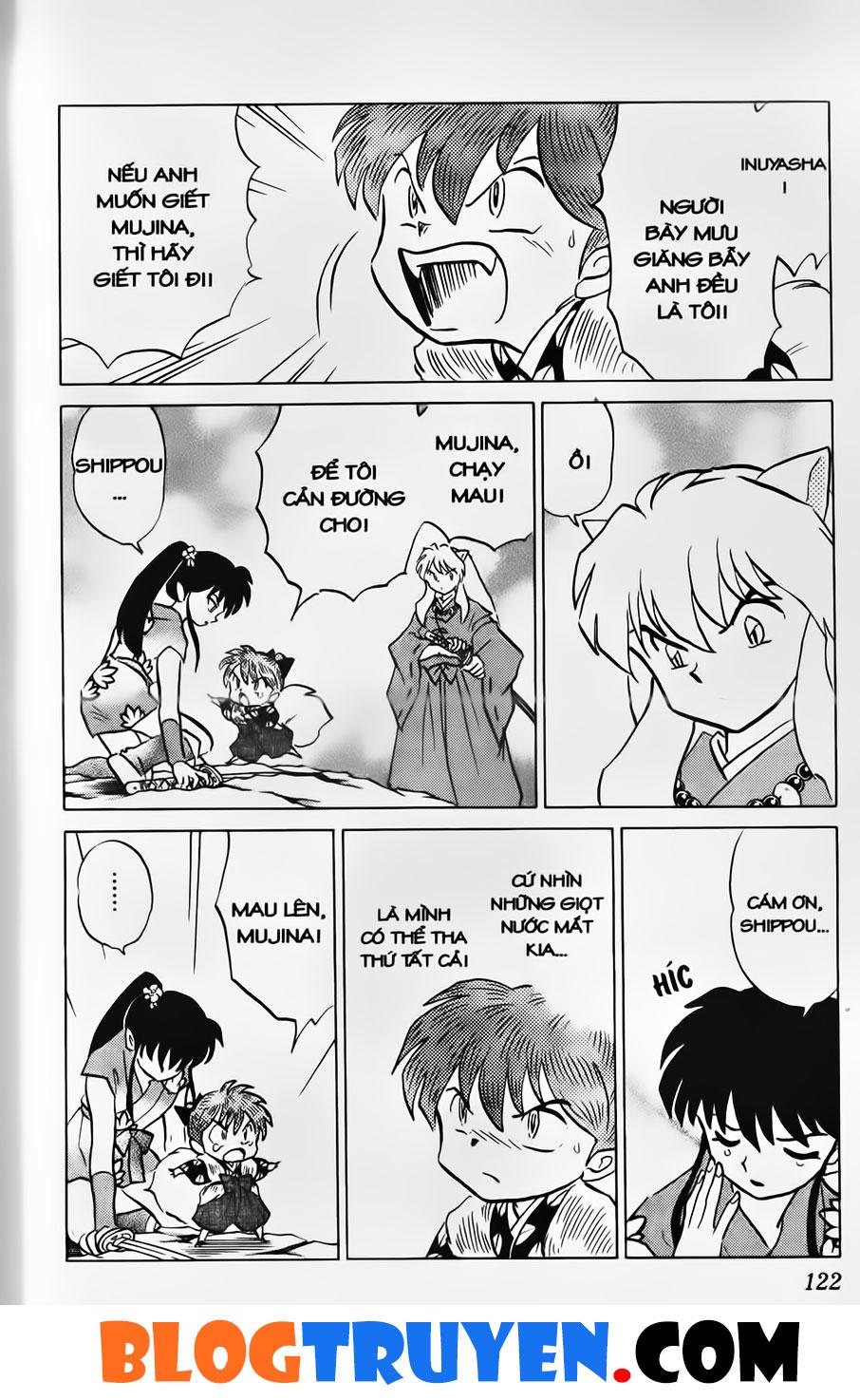 Inuyasha vol 39.7 trang 11