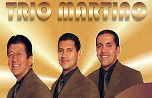 Trio Martino - Me Llevaras En Ti