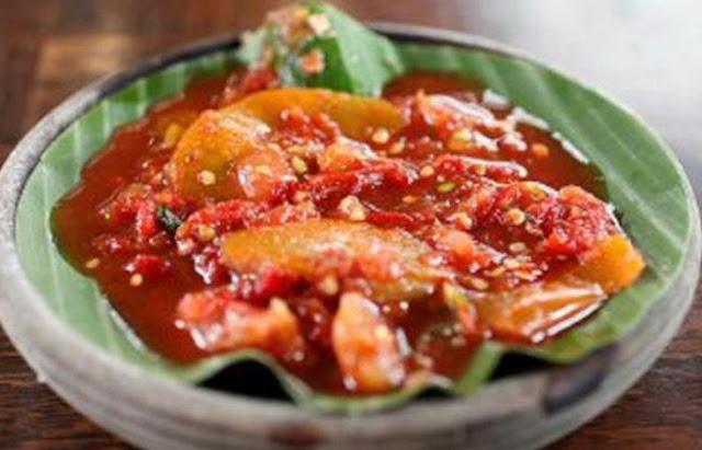 sambal tomat sunda