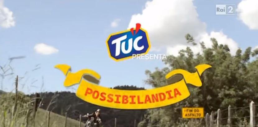 Canzone Tuc  Capra e Motociclista Pubblicità | Musica spot MUESE 2016