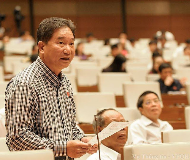 Ông Nguyễn Bá Thuyền