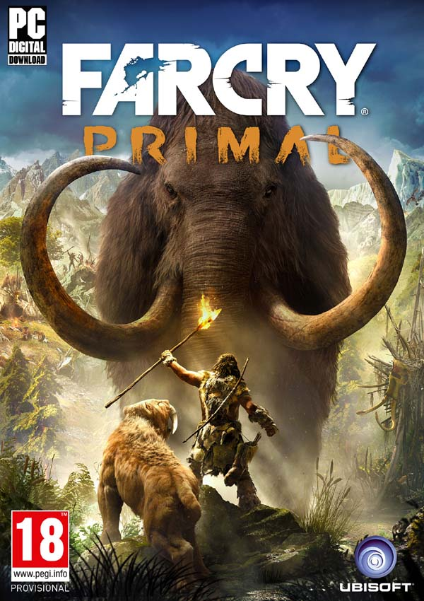 Far Cry Primal Download Cover Free Game