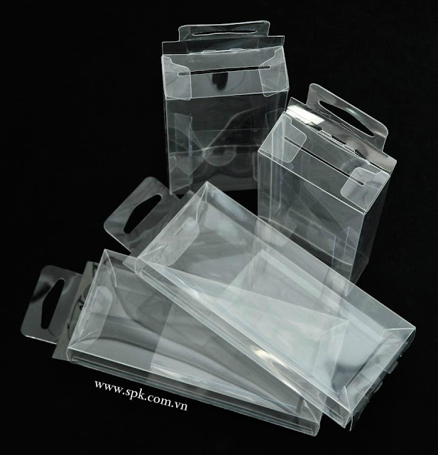 Cơ sở sản xuất hộp nhựa PET PVC PP PS