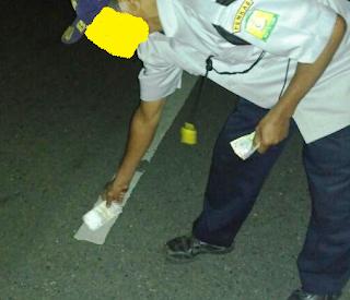 Pegawai Kontrak LLAJ Dishub Aceh Besar