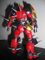 Super Robot Chogokin Gurren Lagann Drill Set of Manliness 04