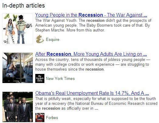 depth reports articles