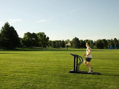 treadmill versus outdoor running