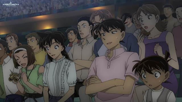Detective Conan Movie 23 بلوراي 1080P أون لاين مترجم عربي تحميل و مشاهدة مباشرة