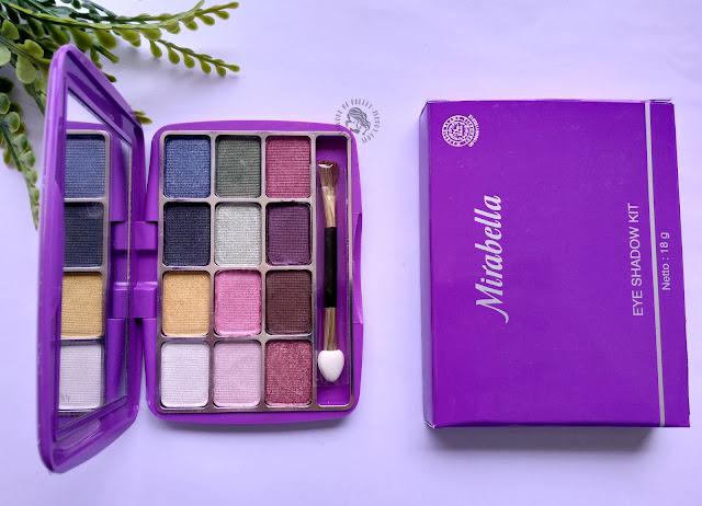 Mirabella Cosmetics. Mirabella eyeshadow, pretty-moody.com