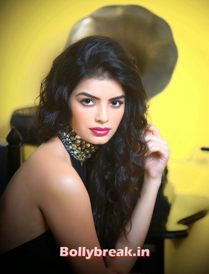 Did you watch Satyam Shivam Sundaram before shooting for the film? Yes, I did. , The Xpose Actress - Sonali Raut Hot Photoshoot Pics