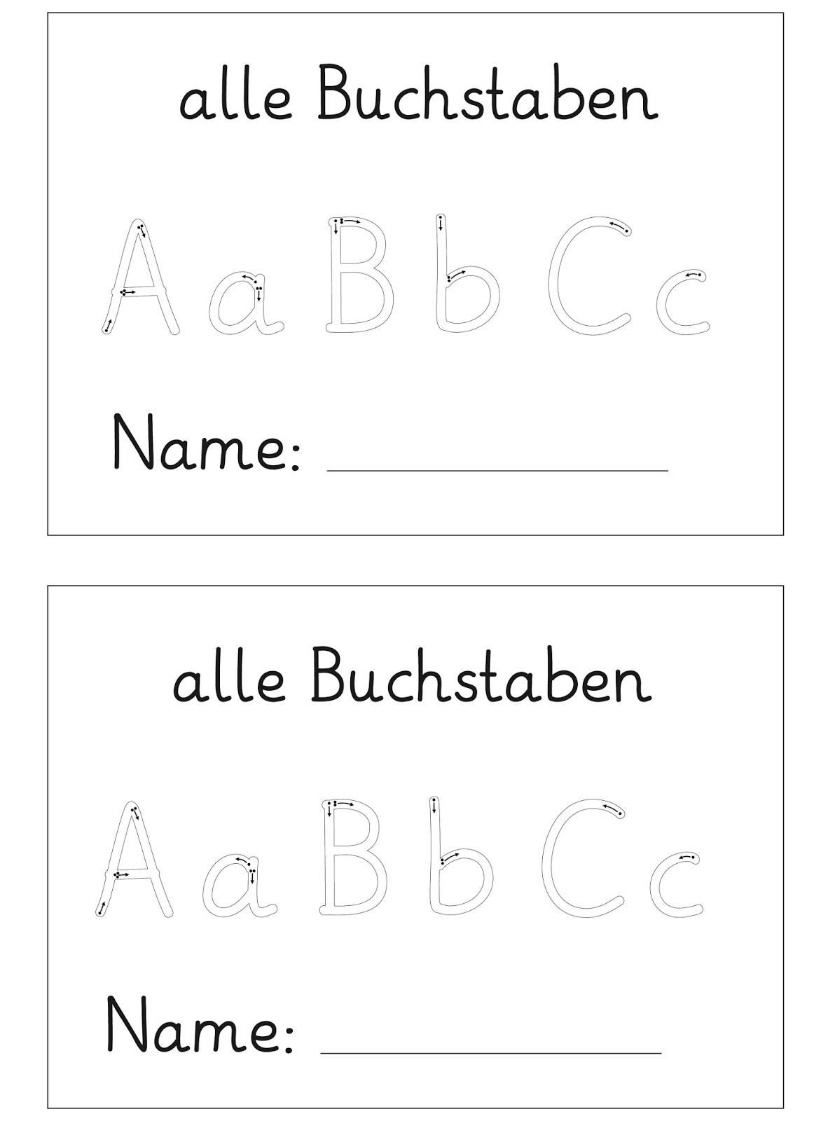 Arbeitsblatt Buchstaben Wiederholen : Lernstübchen zur wiederholung der buchstaben