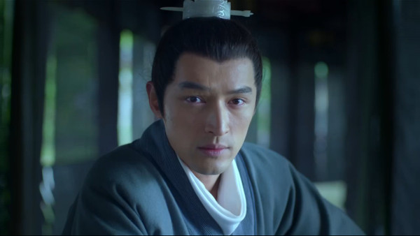 Nirvana in Fire Hu Ge in 2018