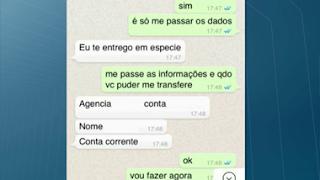 Polícia Civil da Paraíba alerta para golpe pelo WhatsApp