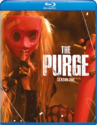 The Purge Season 1 Blu Ray