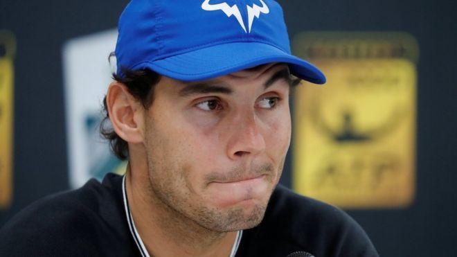 Rafael Nadal Mundur dari ATP Finals