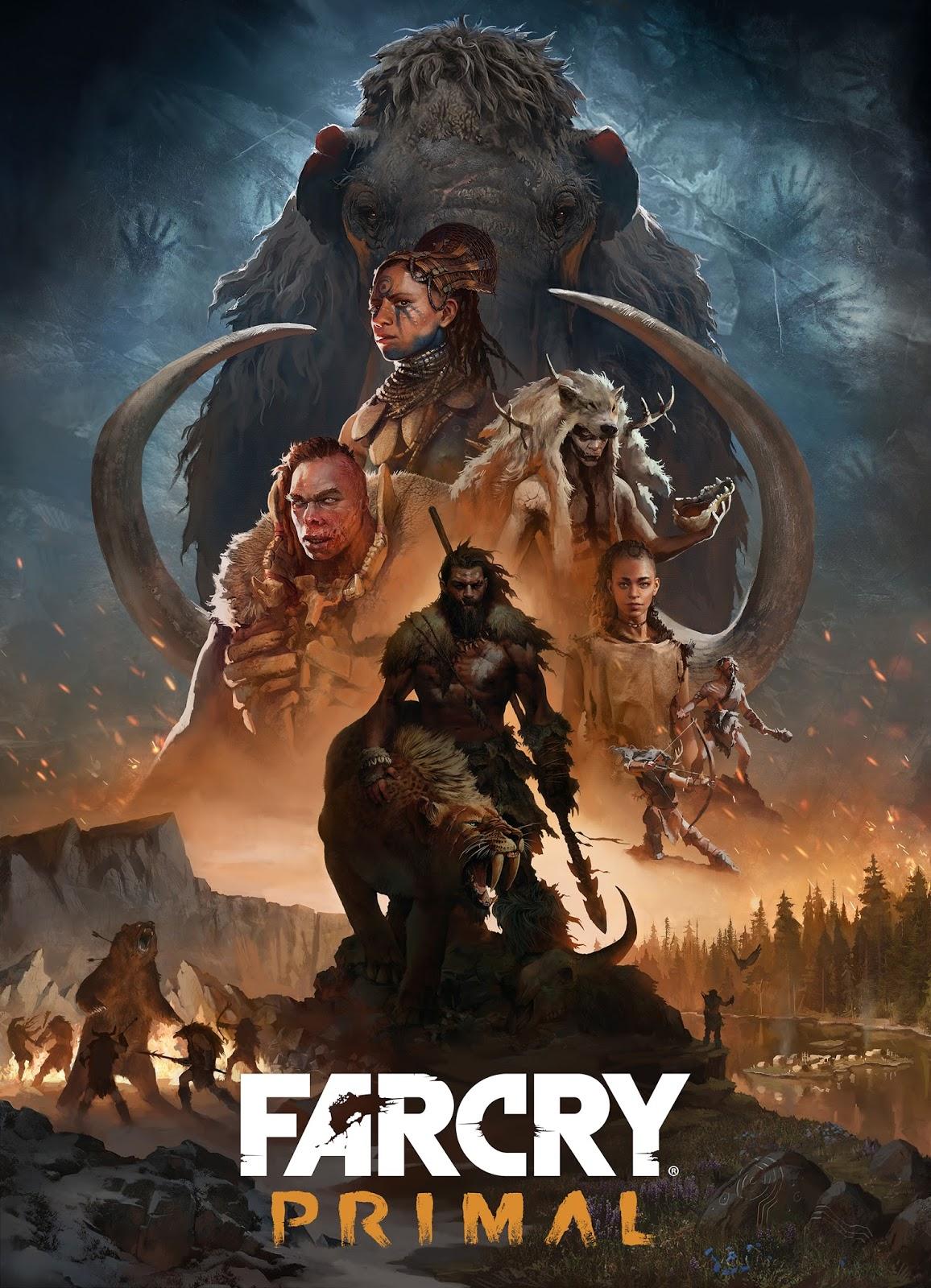 Dgamex Far Cry Primalrequisitos Pcwallpapers 4k