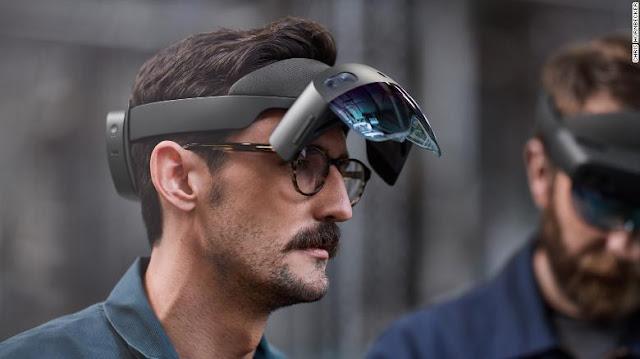Microsoft levanta polémica al vender unidades HoloLens al ejercito de los EEUU