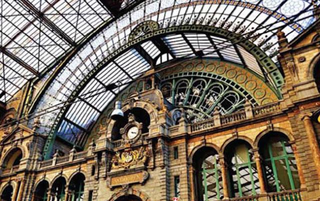 Stasiun Kereta Antwerpen