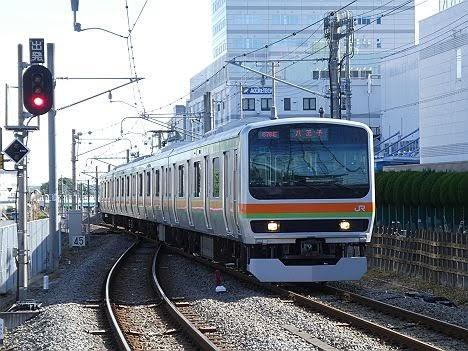 【ダイヤ改正前に導入!】E231系3000番台の八高線 八王子行き