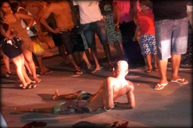 Um bandido é preso e outro baleado ao tentar assaltar policial militar em Aracaju