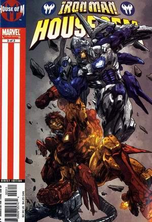 House of M: Iron Man #3 PDF
