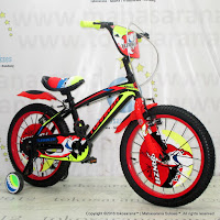 18 Inch Turanza 890 BMX Kids Bike
