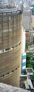 Edificio Copan. Oscar Niemeyer. Arquitectura