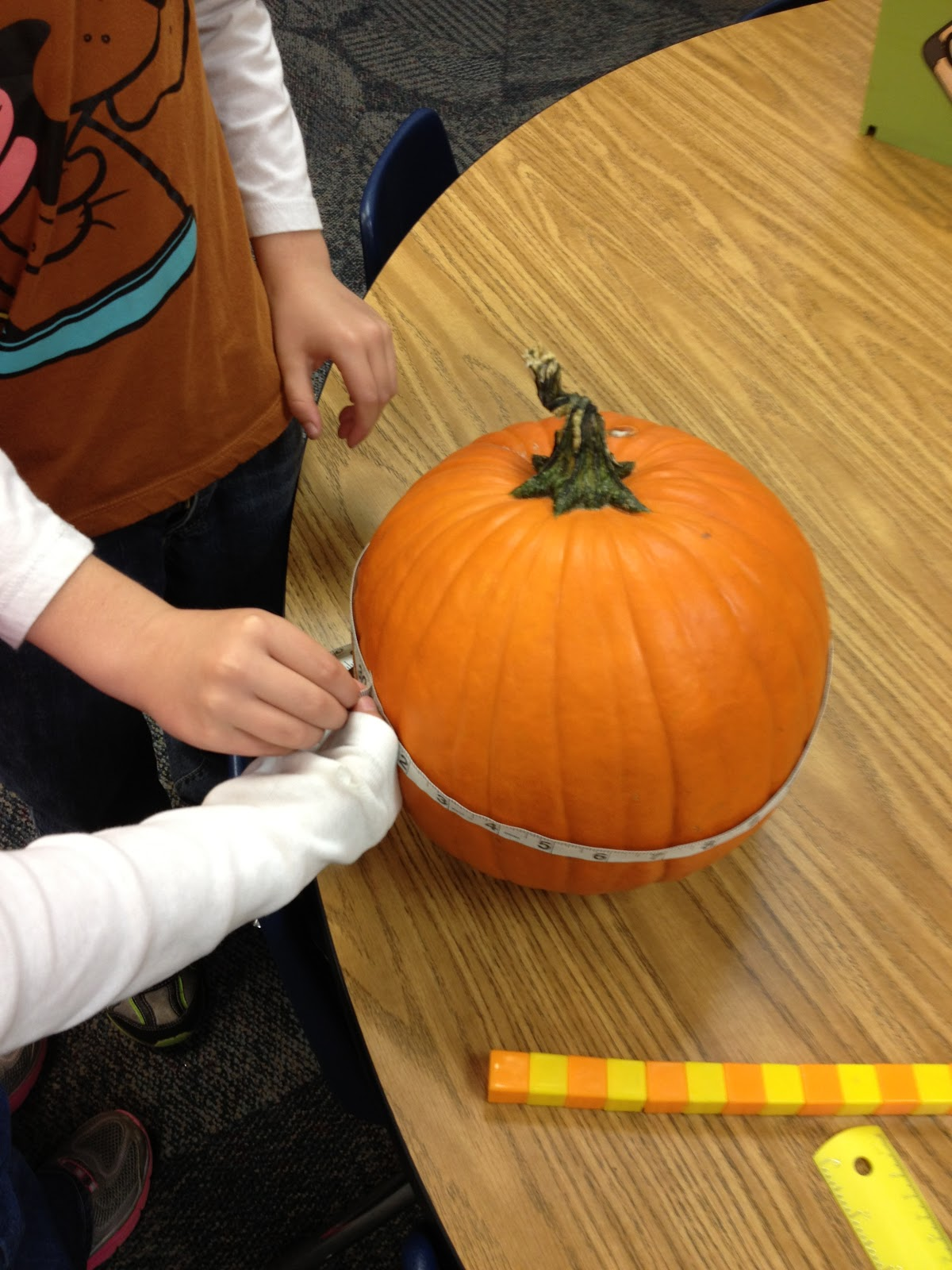 Teaching With Terhune October