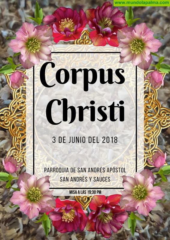 Corpus Christi San Andrés y Sauces 2018