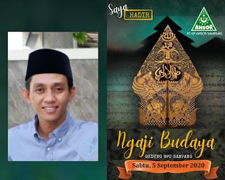 Ngaji budaya Pendamping Desa Kabupaten Sampang