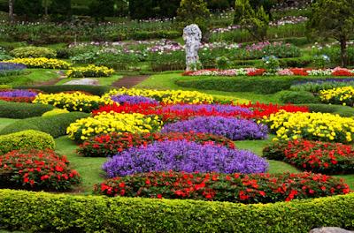 Taman Bunga Cihideung, Bandung