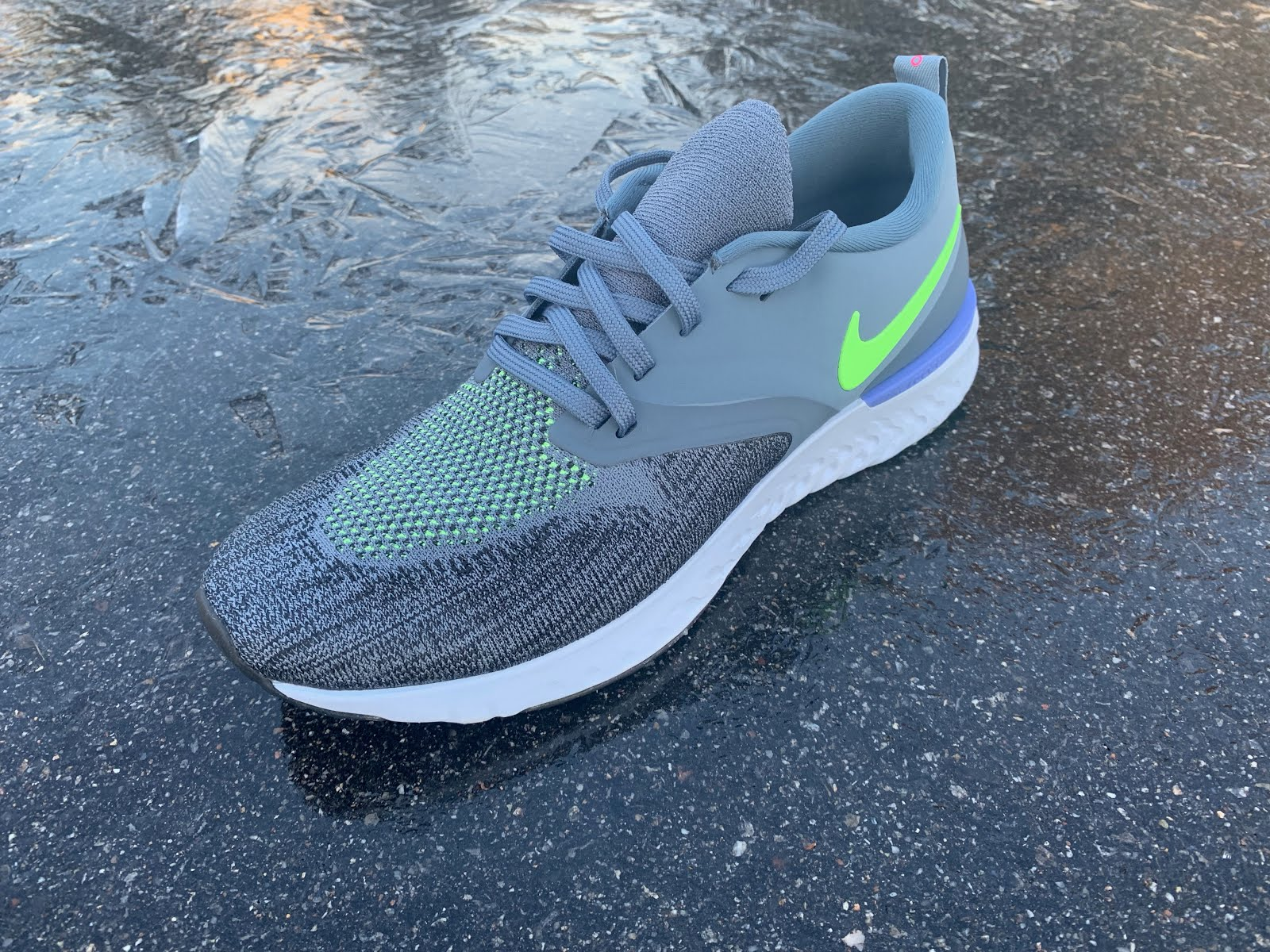 4a536090942 Road Trail Run  NIke Odyssey React 2 Flyknit Initial Review  It s ...