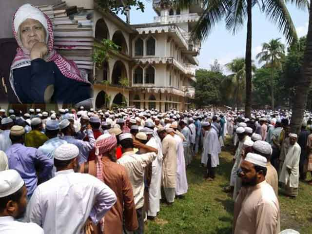 Abdus-Sobhans-funeral-prayer-and-funeral-was-completed-in-Banskhali