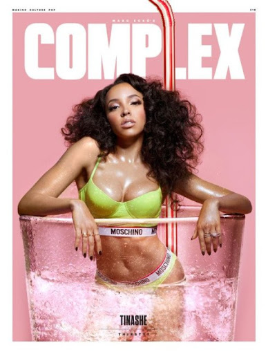 Tinashe Complex Magazine February 2016 photo