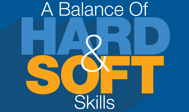 A Balance Of Hard And Soft Skill