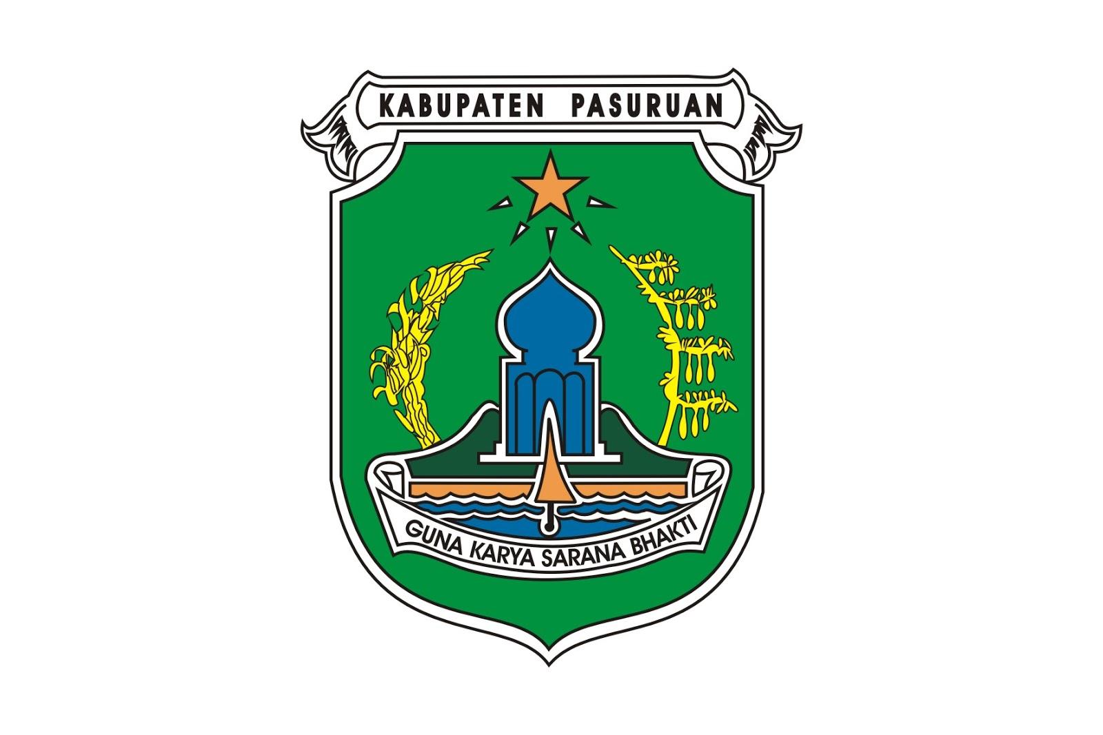 Kabupaten Pasuruan Logo Logoshare